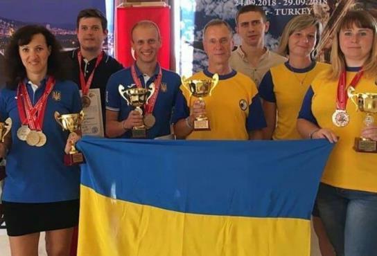 Харьковчане стали чемпионами мира по шашкам