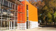 В Золочеве идет реконструкция музыкальной школы (фото)
