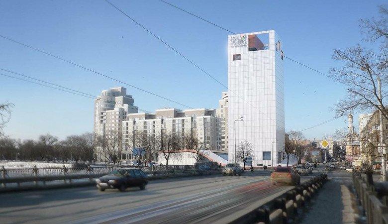 В центре Харькова планируют построить новую гостиницу