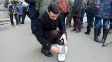 В Харькове из-за перебоев с отоплением пикетируют горсовет