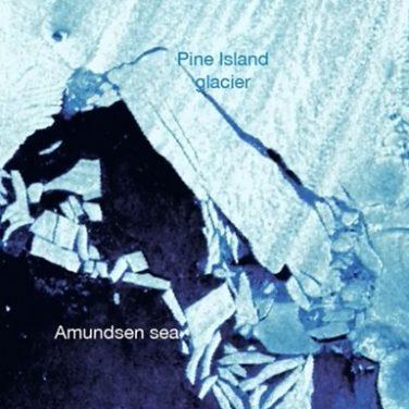 В Антарктиде откололся айсберг площадью 300 квадратных километров