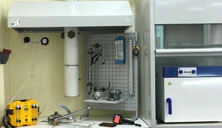 В Харьковском вузе открыли лабораторный комплекс эколого-энергетической безопасности