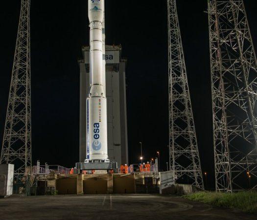 Украинская ракета успешно вывела на орбиту марокканский спутник