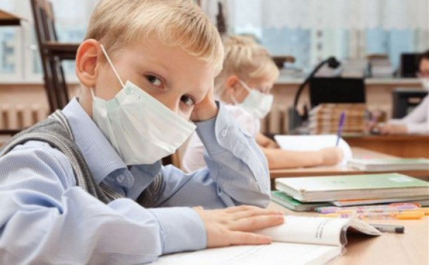 На Харьковщине из-за гриппа на карантин закрыли четыре школы