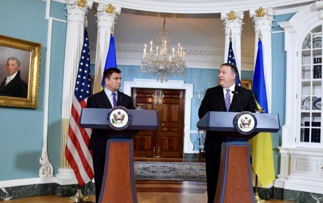 Помпео объявил  оработе с государством Украина  над остановкой «Северного потока-2»