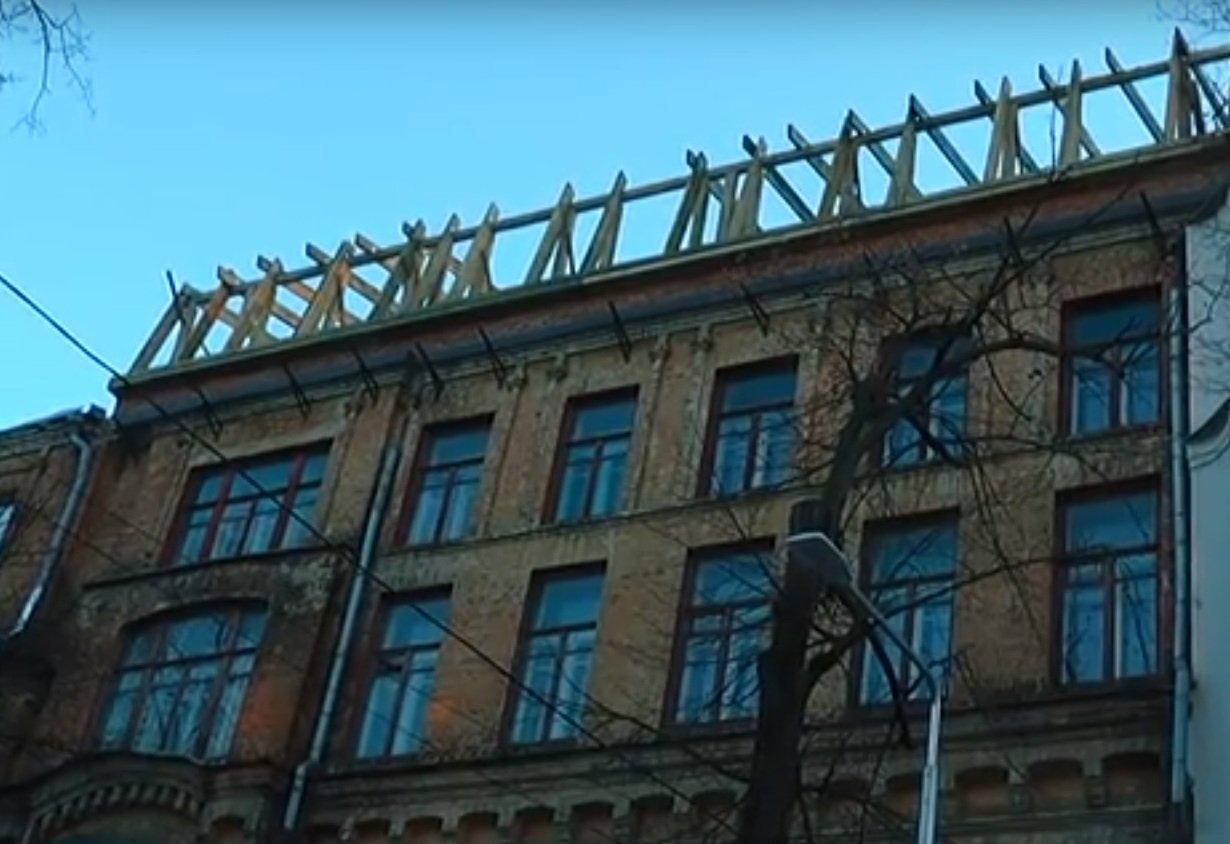 Будівництво в центрі Харкова перевіряє спеціальна комісія (відео)
