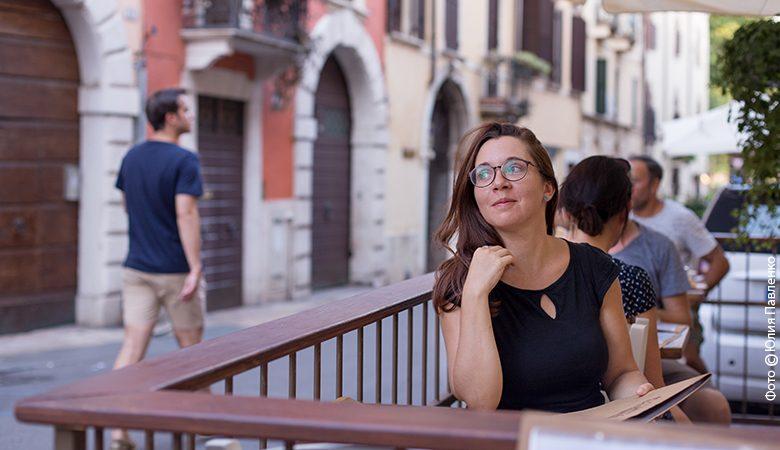 Марина Сорина: встреча с родным городом всегда в радость