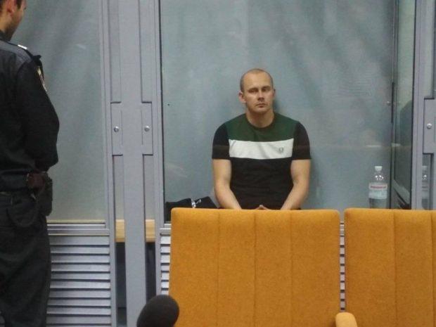 Стрельба под Харьковом: Олегу Ширяеву продлили арест