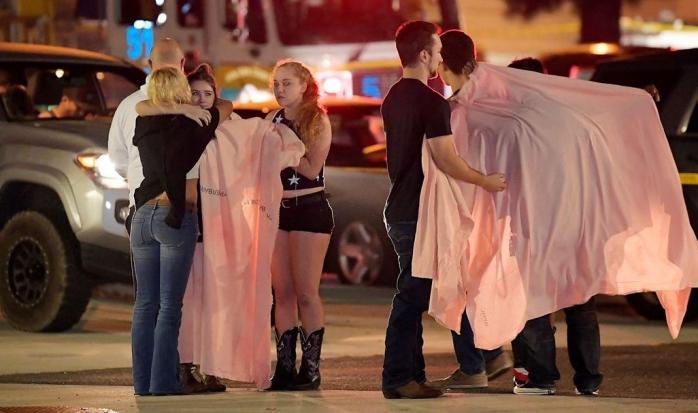 Студенческая вечеринка в Америке закончилась убийством 12 людей (фото)