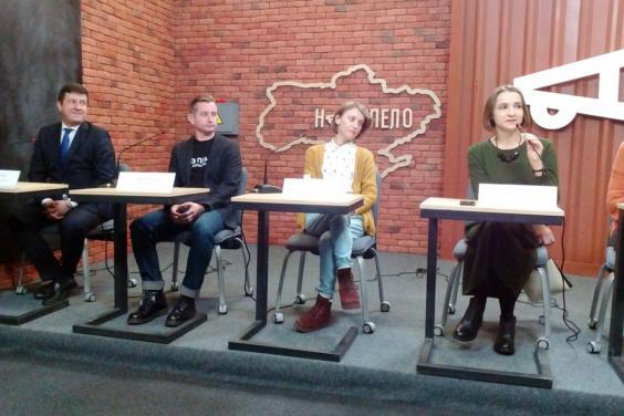 У  Харкові стартувала перша літературна резиденція (відео)