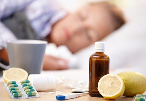За неделю больше 6000 жителей Харьковщины заболели гриппом