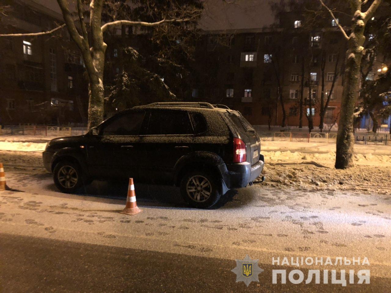 Полиция открыла уголовное дело по факту наезда на пешеходов на ул. Мира