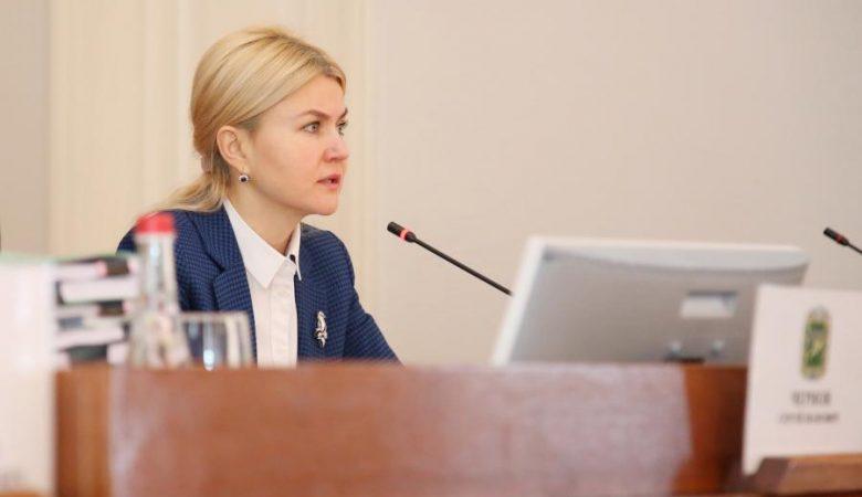 Светличная вошла в число самых влиятельных украинцев