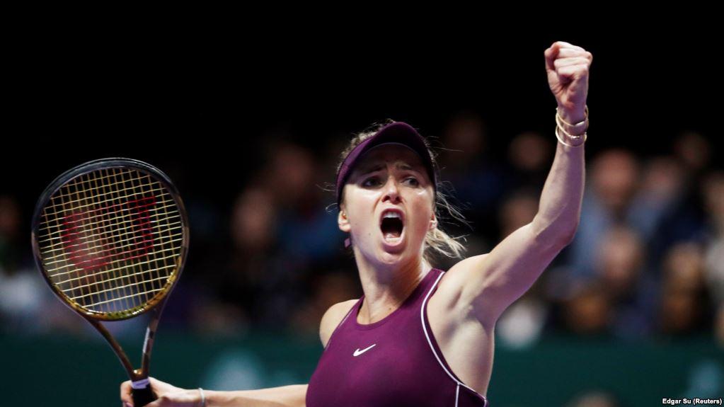 Свитолина вышла в финал турнира во Франции