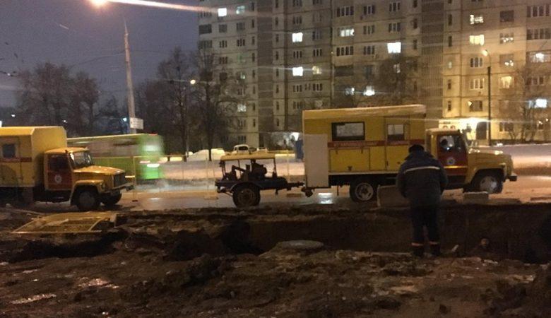 Водоснабжение на Алексеевке восстановили