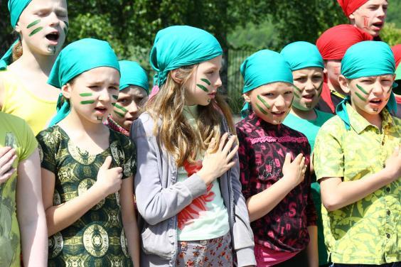 Харьковщина – лидер по летнему оздоровлению детей