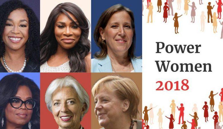 Ангела Меркель вновь стала самой влиятельной дамой поверсии Forbes