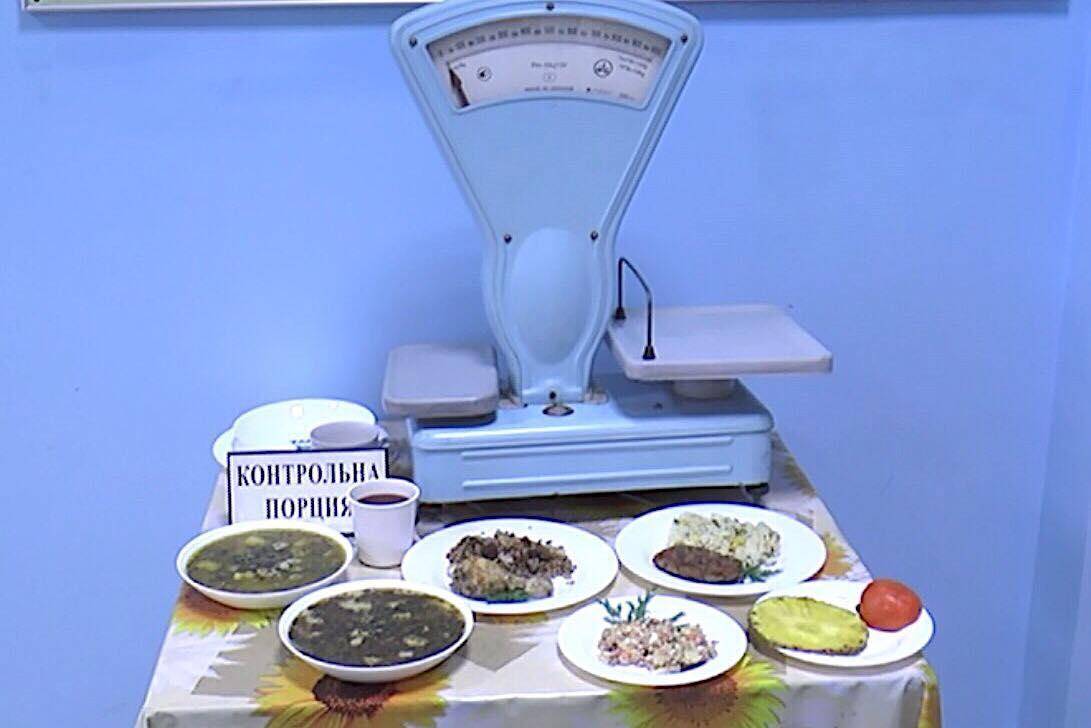 Для харківських військових запровадили нову систему харчування (відео)