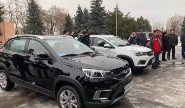 На Харьковщине обновляют автопарк медицинским учреждениям