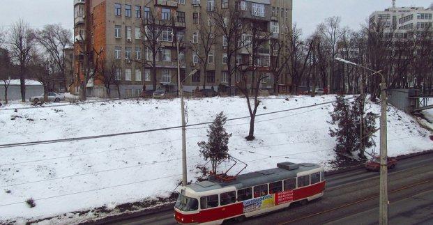 5 декабря трамвай №12 не будет курсировать