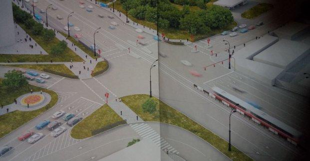 На участке Московского проспекта поменяется движение (схема)