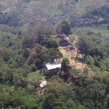 Построена около 28 тысяч лет назад: ученые в Индонезии обнаружили огромную пирамиду (фото)