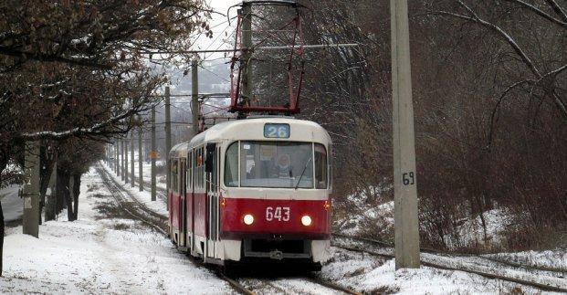 На Салтовке возобновили движение трамваев