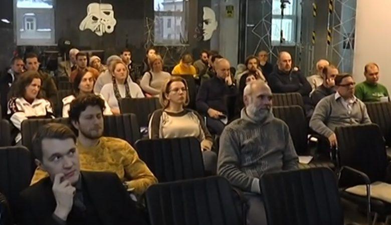 У Харкові відбулась зустріч з представниками громадської організації (відео)