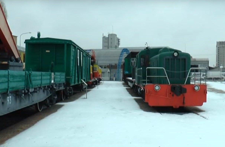 Харківський музей Південної залізниці втратив деякі унікальні ретро-машини (відео)