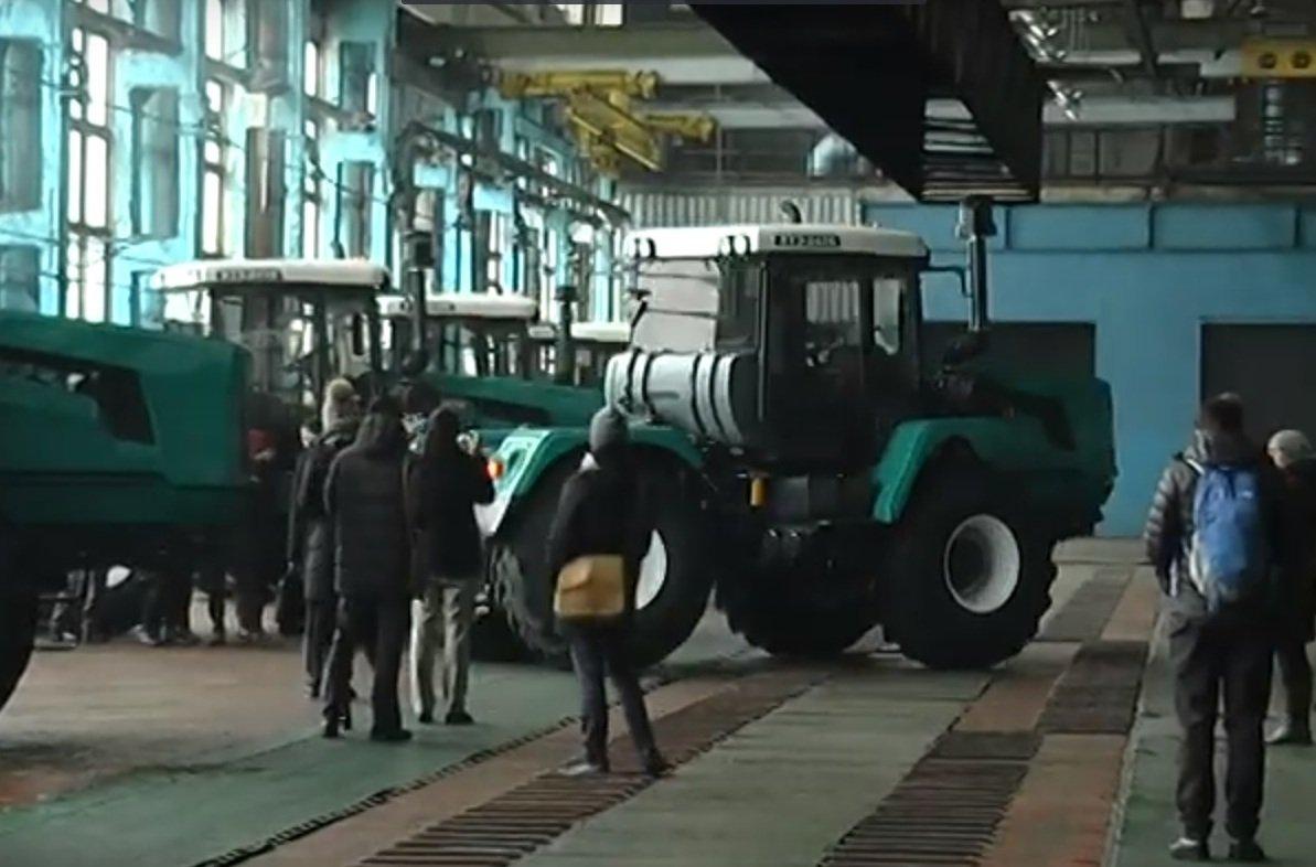 Іноземці приїхали до Харкова аби перевірити роботу промислових підприємств (відео)