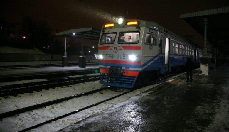 Под Харьковом запустили модернизированную электричку (фото)