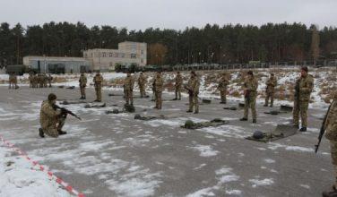 На Харківщині відбулися комплексні тактичні заняття з бійцями територіальної оборони (відео)