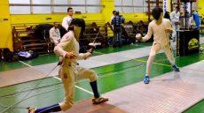 Харьковчане выиграли всеукраинский турнир по фехтованию