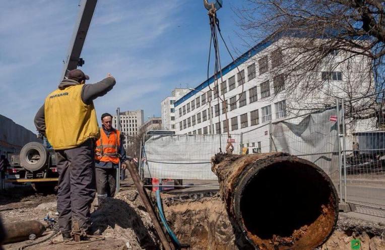 В части домов Харькова отключено водоснабжение (адреса)
