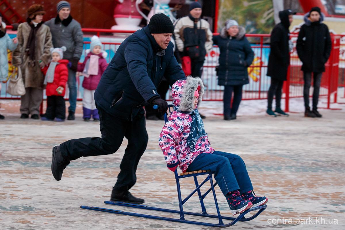 Харьковчан приглашают на Крещение в парк Горького (программа)