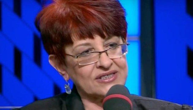 Депортированную из России экс-журналистку Вищур задержали на Харьковщине