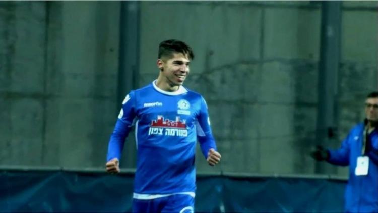 «Шахтер» заключил пятилетний контракт с израильским полузащитником Манором Соломоном