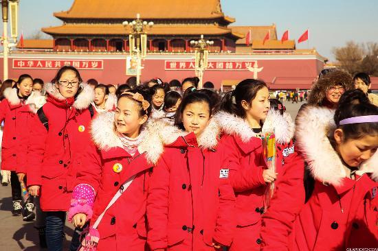 Двадцать китайских школьников стали жертвами психически нестабильного мужчины