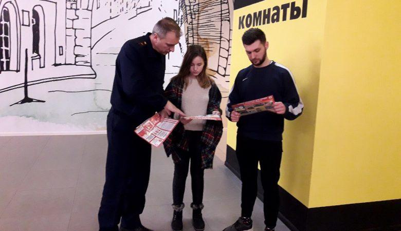 В Харькове проверили безопасность квест-комнат