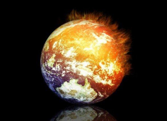 На планете увеличилась глобальная температура