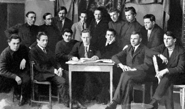 В Харькове отметят 125 лет со дня рождения Василия Эллана-Блакитного