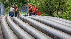 В Харькове заменили более 20 километров водопроводных сетей