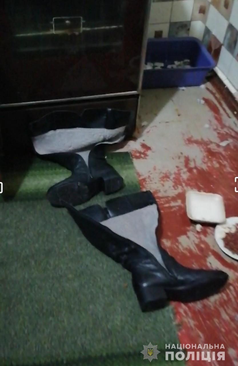 Избил и ограбил: полиция задержала квартирного вора (фото)