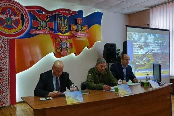 Директор департамента ХОГА награжден начальником Генерального штаба – Главнокомандующим ВСУ