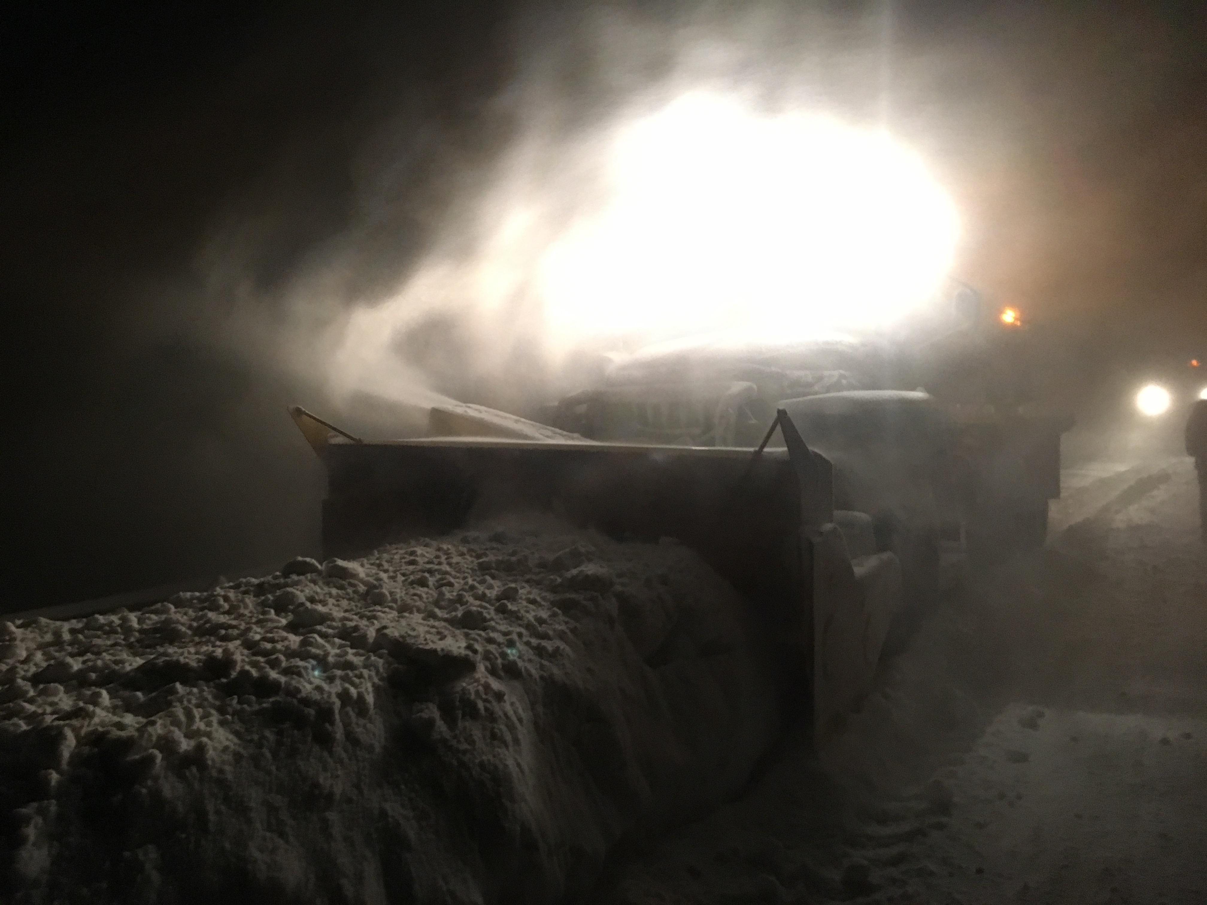 Ситуация на дорогах Харьковщины (фото, видео)
