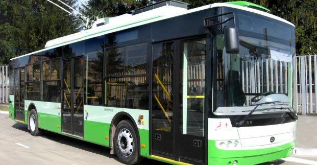 Харьков в 2019 году станет лидером по закупке троллейбусов в Украине (инфографика)