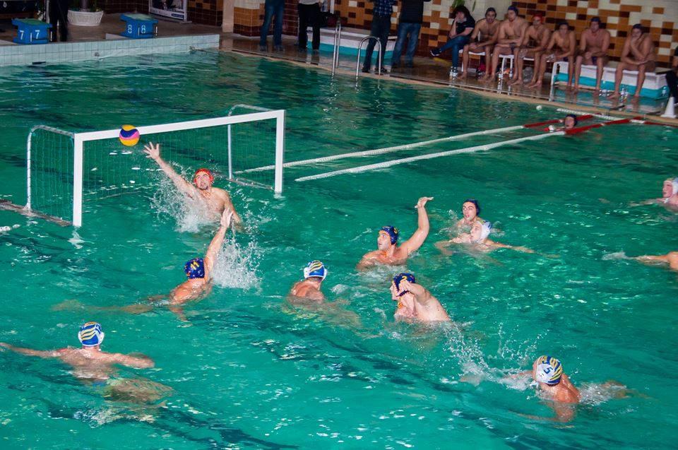 У Харкові відбувся матч Світової Ліги з водного поло