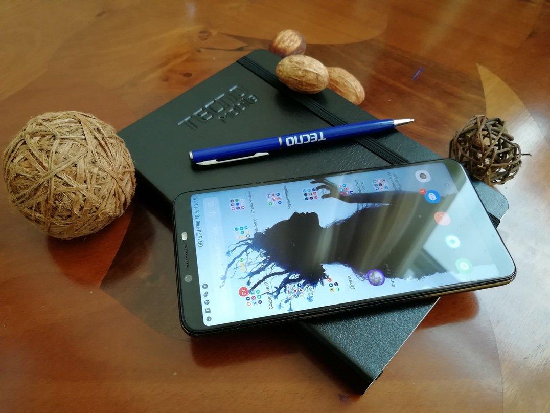 Бюджетный камерофон Tecno Camon X Pro: впечатления и опыт использования
