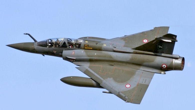 Во Франции разбился военный самолет
