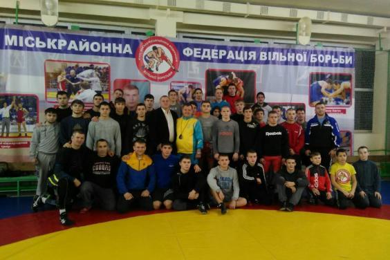 На Харьковщине завершаются Всеукраинские тренировочные сборы по вольной борьбе
